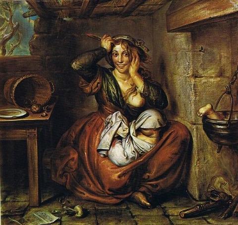 Antoine Wiertz - Faim, folie et crime 1853