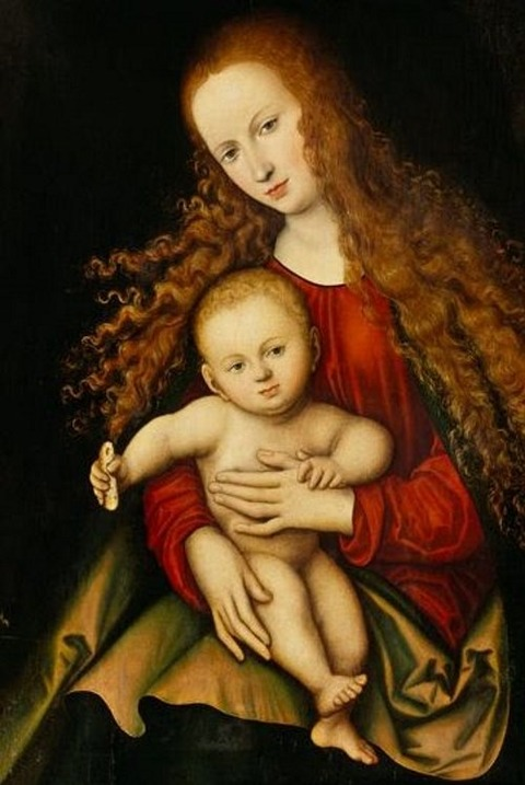 Lucas Cranach the Elder, 1529