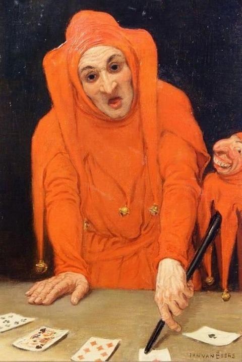 Jan Van Beers (Belgian, 1852 – 1927)
