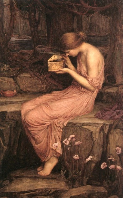 waterhouse pandora