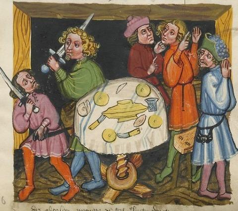 manuscript 1400 – 1410