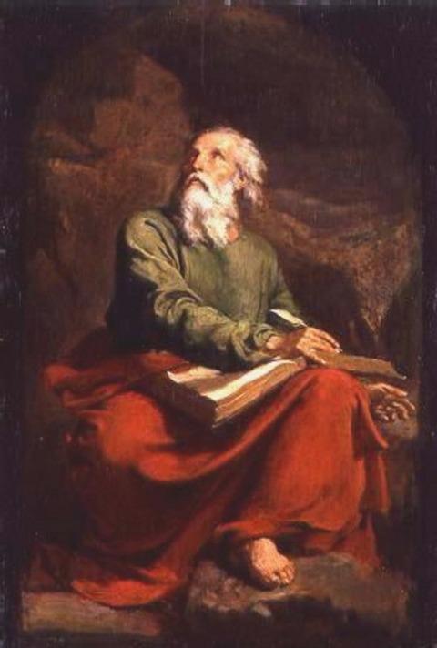 Jean-Louis-Ernest - Prophet Isaiah ( 1838)