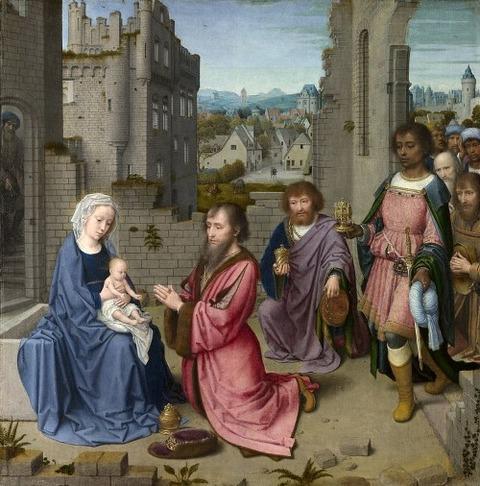 Gerard David  1515-1523