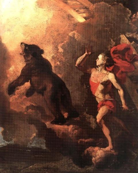Abraham Hondius 1680