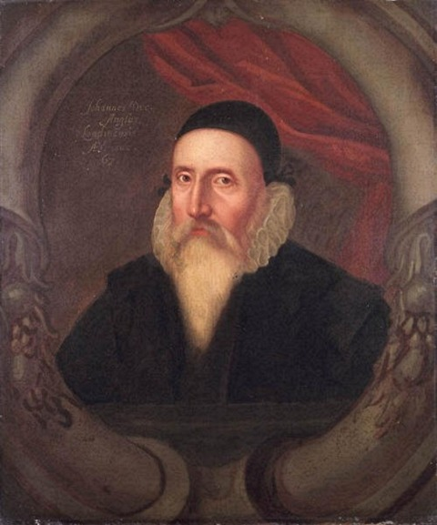 John Dee by an unknown 16th