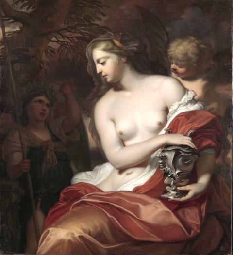 Barend Graat  1676