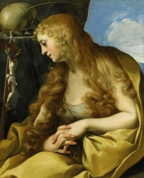 Giovanni Maria Viani Magdalena penitente