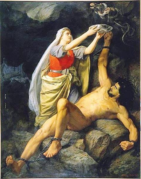 Loki,_by_Mårten_Eskil_Winge_1863