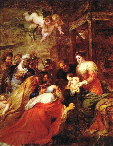 Peter Paul Rubens  1634