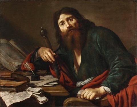 Claude Vignon 1622-24