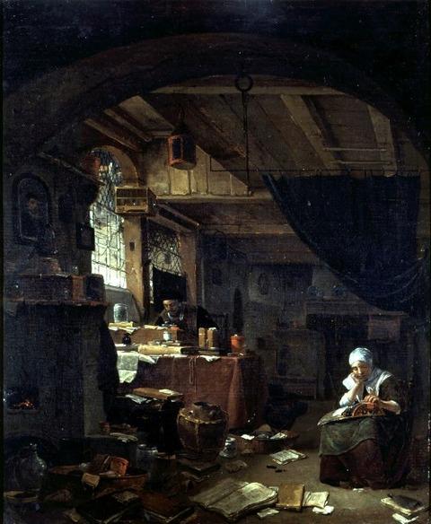 Thomas Wijck  1616–77