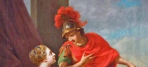 Ariadne Theseus  Thread-Johann Heinrich Tischbein the Elder -
