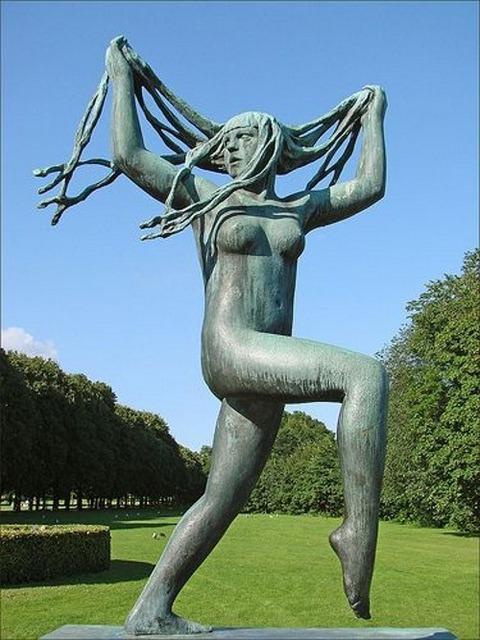 Oeuvre de Gustav Vigeland