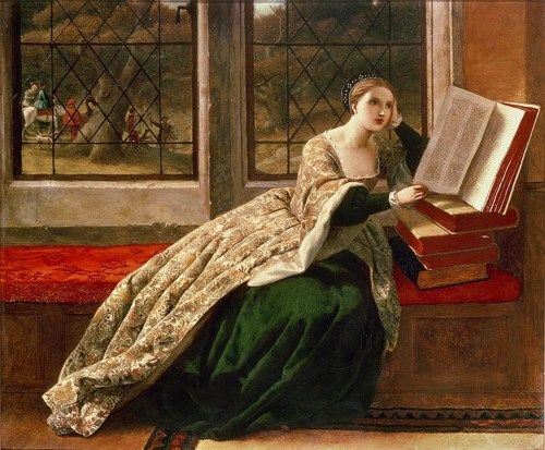 悲劇の女王ジェーン・グレイの絵...