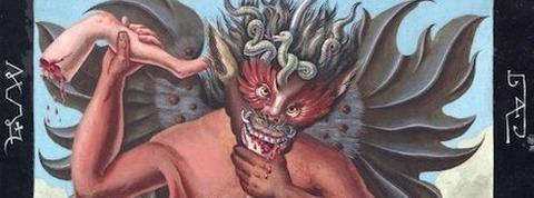 Compendium Of Demonology and Magic -