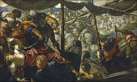 Tintoretto 1578–79