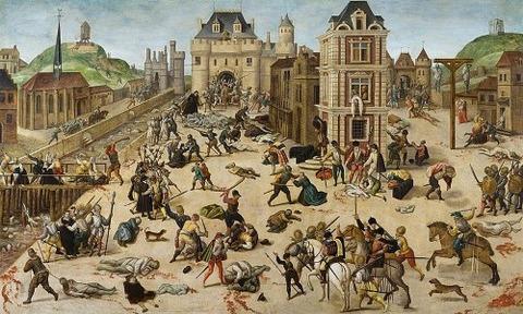 François Dubois 1572-84