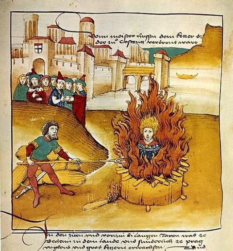 Diebold Schilling the Older, Spiezer Chronik (1485)