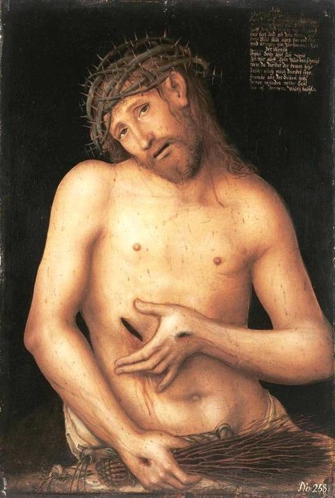 , Der Schmerzensmann (1515)