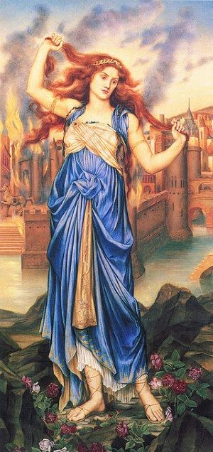 Evelyn De Morgan 1898