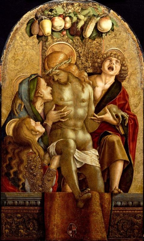 Pietà Panciatichi  1485 john