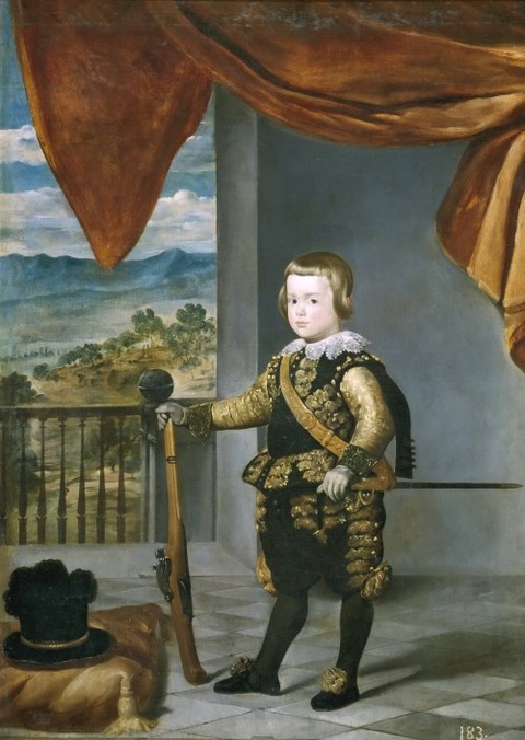 Velázquez, Diego 1636