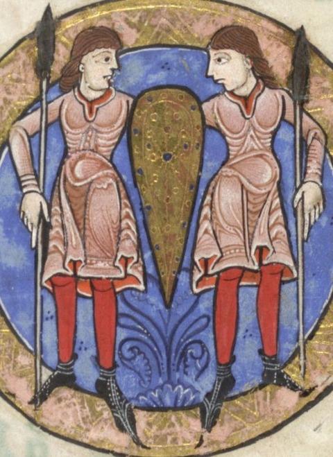England,  1170