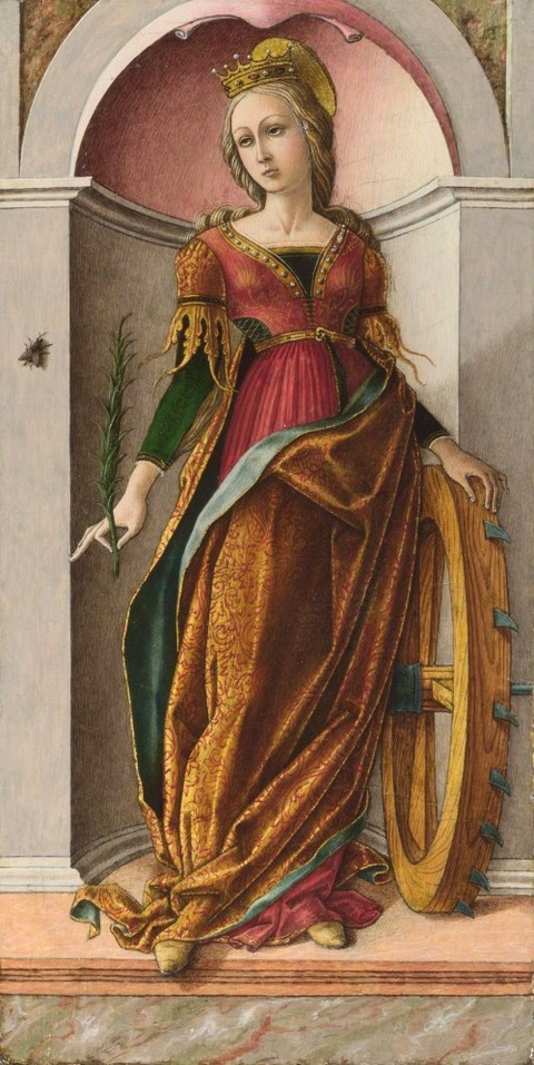 Carlo Crivelli follower 15th