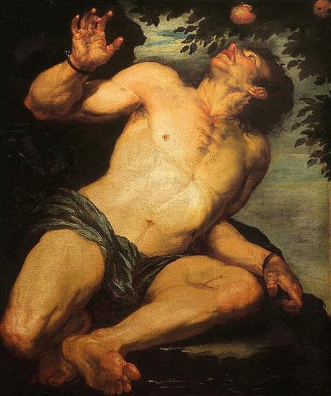 Gioacchino Assereto Tantalus