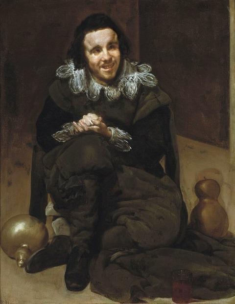 The Jester Calabacillas  1639