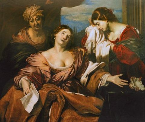 1650 by Nicolas Regnier