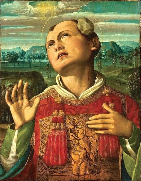 Luca Signorelli, Saint Stephen, late 15th century