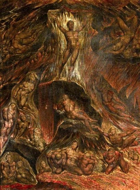 William Blake 1804