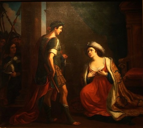 Zenobia Beseeching the Roman Emperor, Aurelian 18th