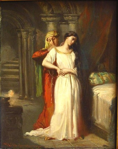 Théodore Chassériau  1849-