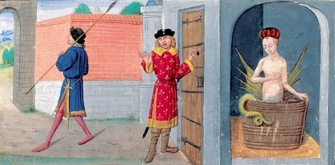 Roman de Mélusine Jean d'Arras 1450–1500