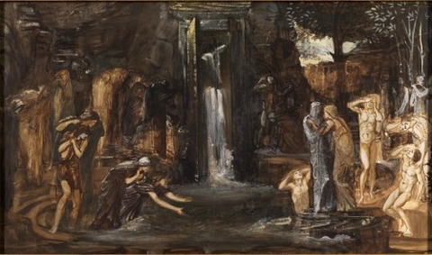 Sir Edward Coley Burne-Jones, Bt 1873-81