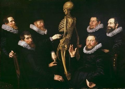 Nicolaes Eliaszoon Pickenoy Osteology Dr. Sebastiaen Egbertsz