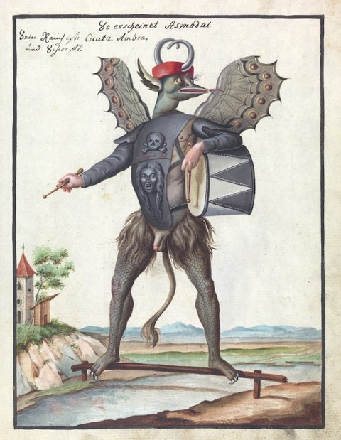 Compendium Of Demonology and Magic 8