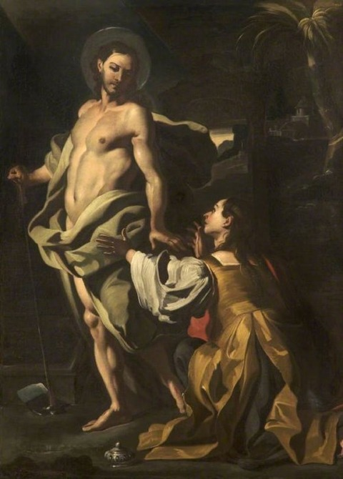 Francesco Solimena, Noli Me Tangere, 18th