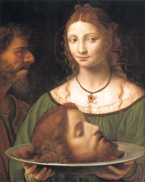 Bernardino Luini 1485 - 1532