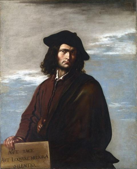 Self-portrait 1645