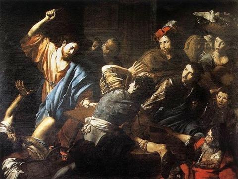 Valentin de Boulogne 1618