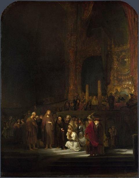 Rembrandt 1644