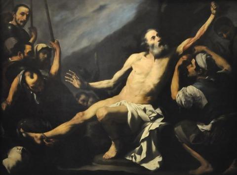 Bartholomew - Jusepe de Ribera