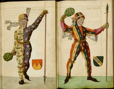 Radical Fashion from the Schembart Carnival (1590)4