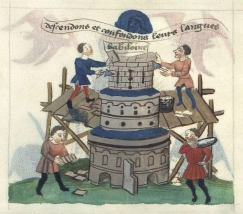 15th century)-'Tower of Babel