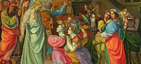 Peter von Cornelius  1813-16 -