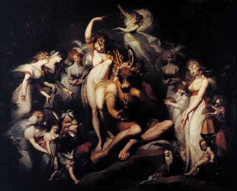 Henry_Fuseli_-_Titania_and_Bottom 1790
