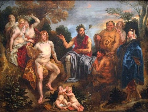 Workshop of Jacob Jordaens